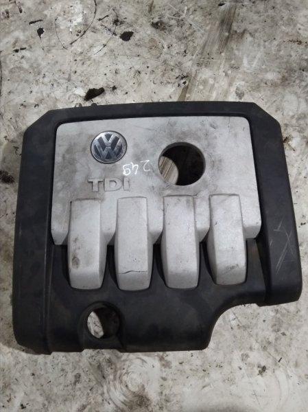 Крышка двигателя декоративная Volkswagen Passat B6 03G103925BP