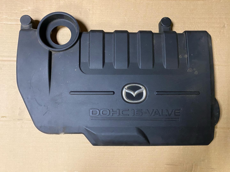 Крышка двигателя декоративная Mazda 6 1 L323102F1,LF17102F1