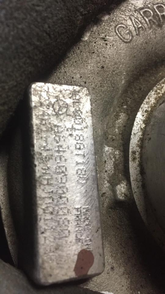 Турбина   A6460900080