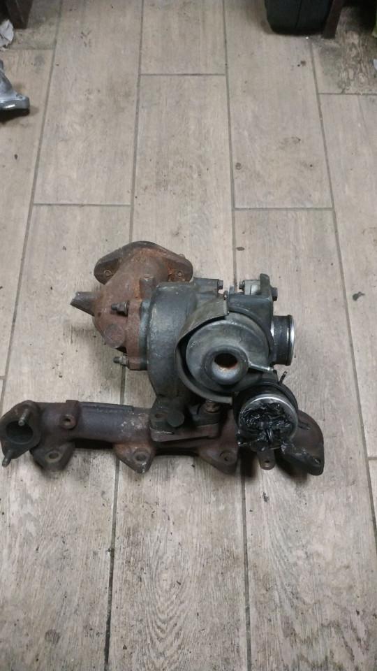 Турбина   TF035HL-10GK23-VG