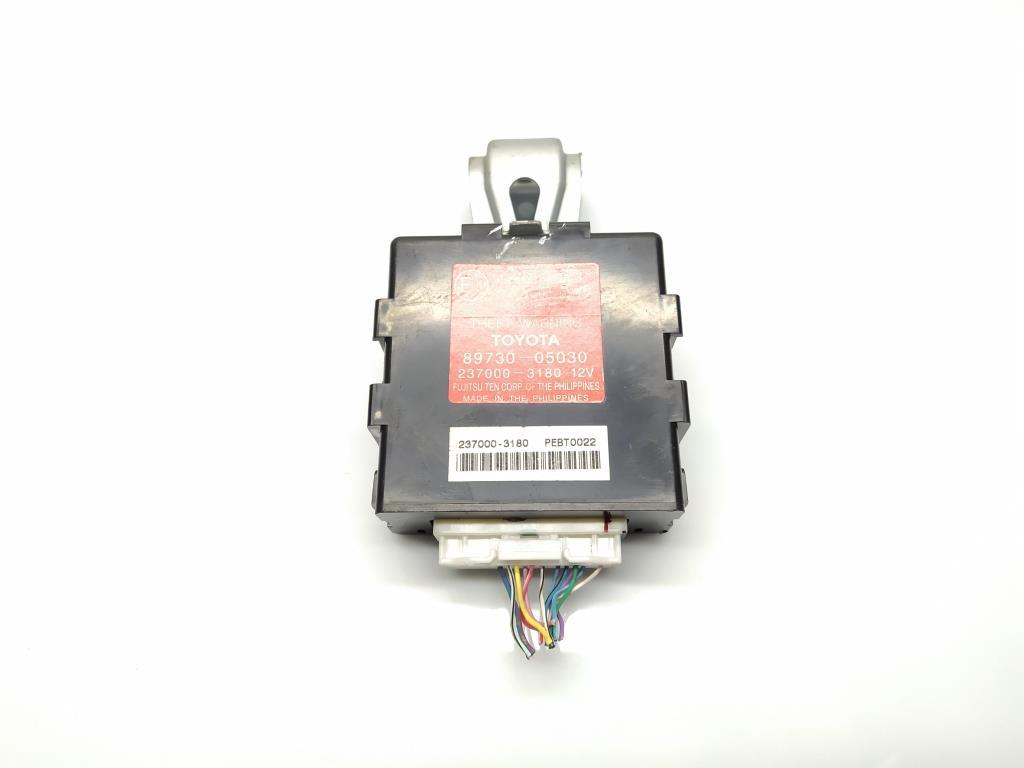 Блок управления сигнализацией   89730-05030,237000-3180