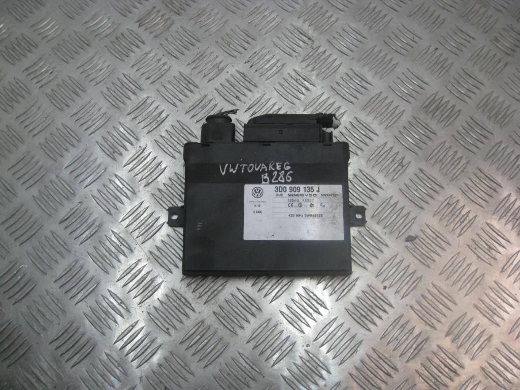 Блок управления центральным замком   3D0909135J