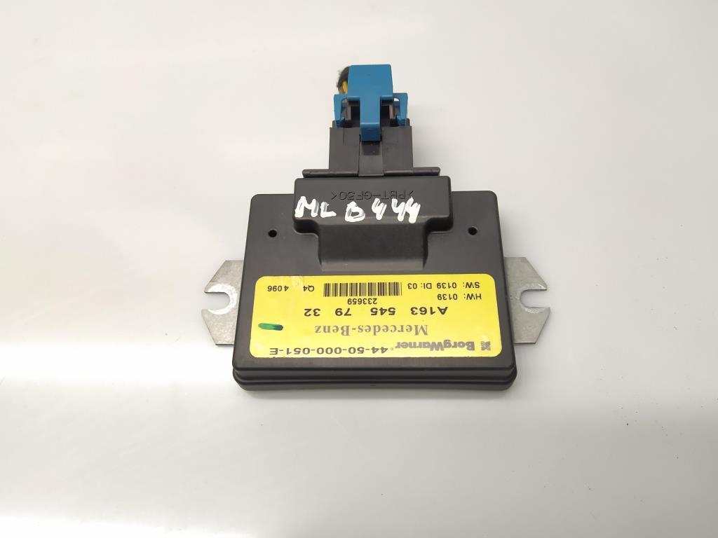 Блок управления полным приводом   A1635457932,A1635455032