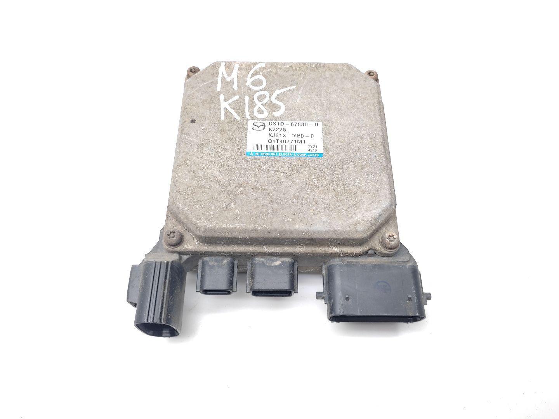 Блок управления рулевой рейки   Q1T40771M1,GS1D-67550-D