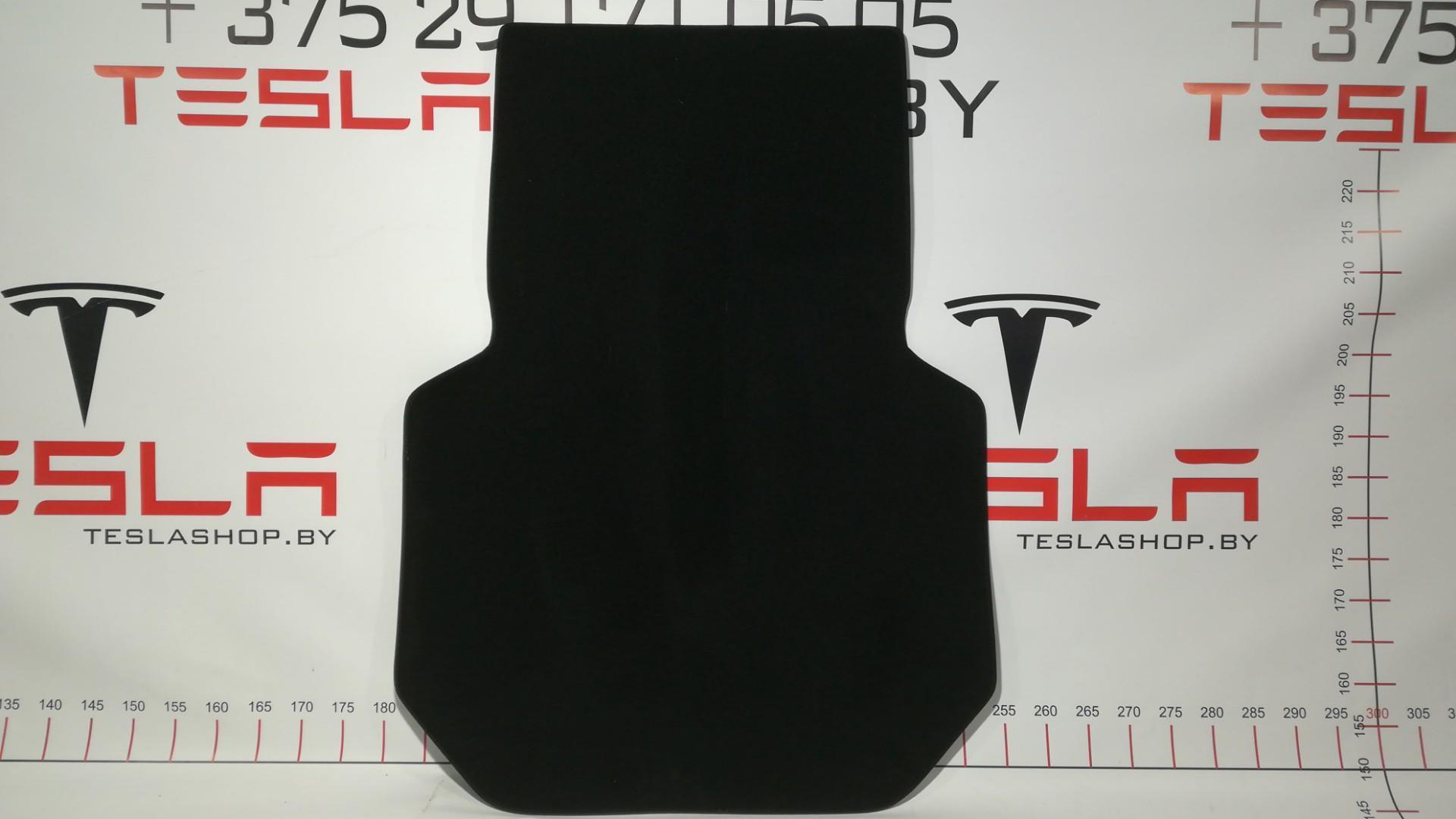 Ковер багажника Tesla model S 1007325-00-E