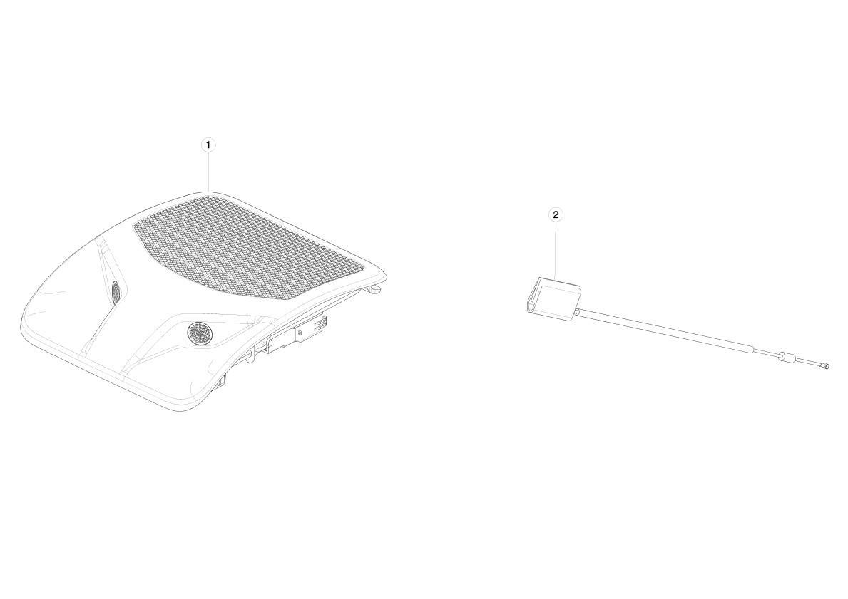 Блок управления (другие) Tesla model S 1024295-00-A