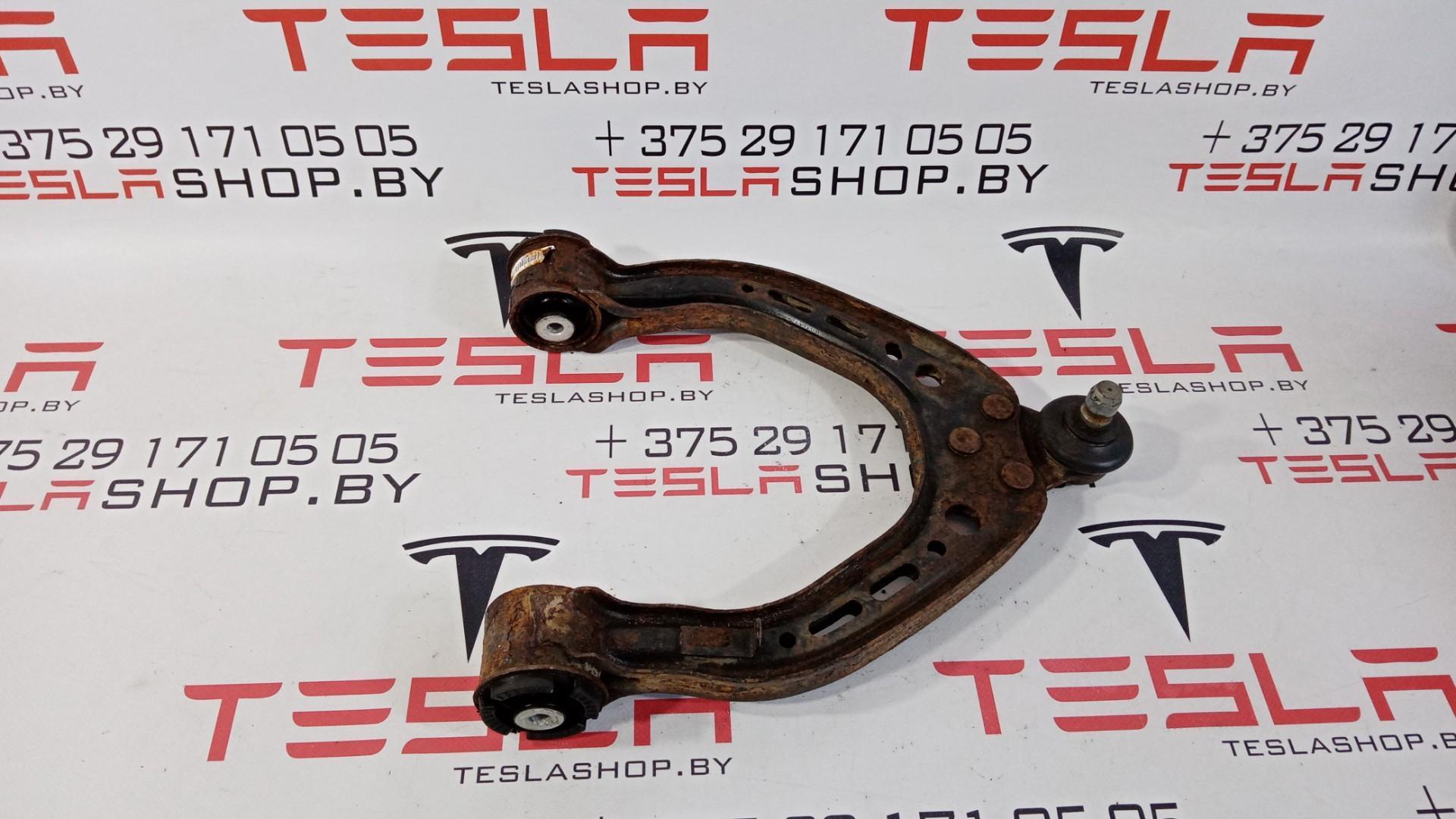 Рычаг передний левый Tesla model S 6006532-00-A