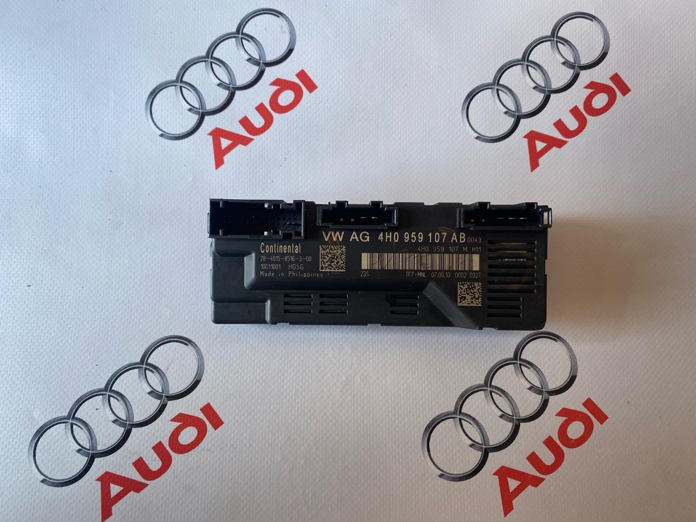 Блок управления крышкой багажника   4H0959107AB,4H0959107M