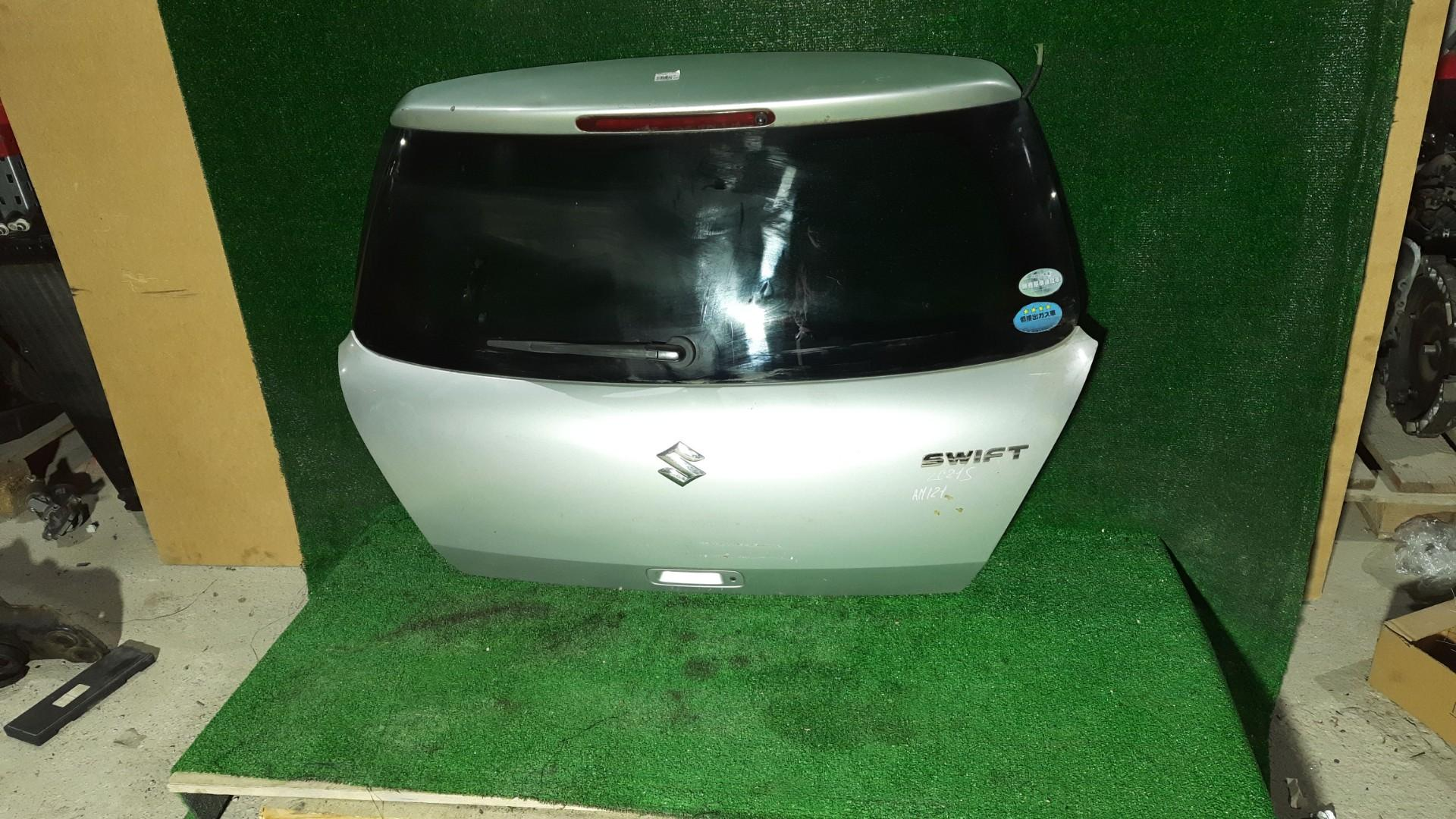 Крышка багажника (дверь 3-5) Suzuki Swift 3
