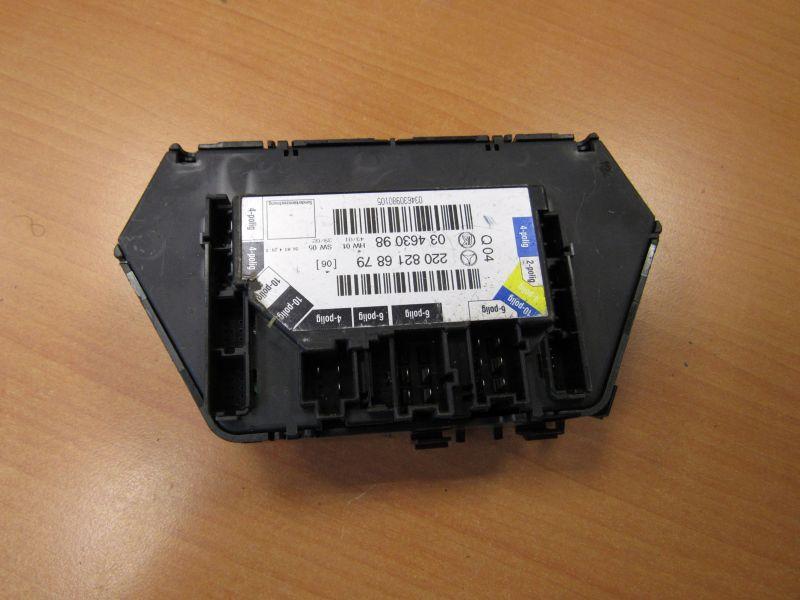 Блок памяти сидений   2208216879
