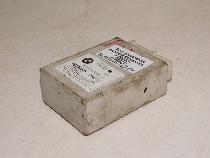 Блок управления крышкой багажника   7188110
