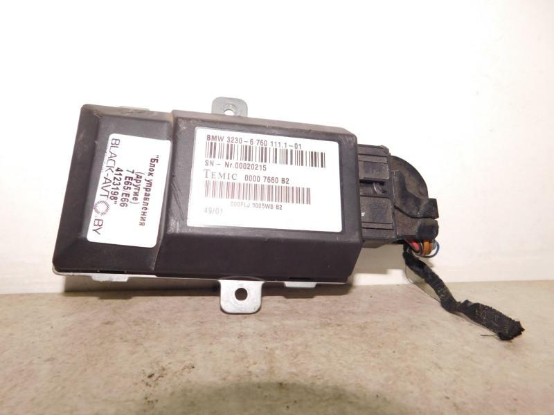 Блок управления рулевой колонки   6760111