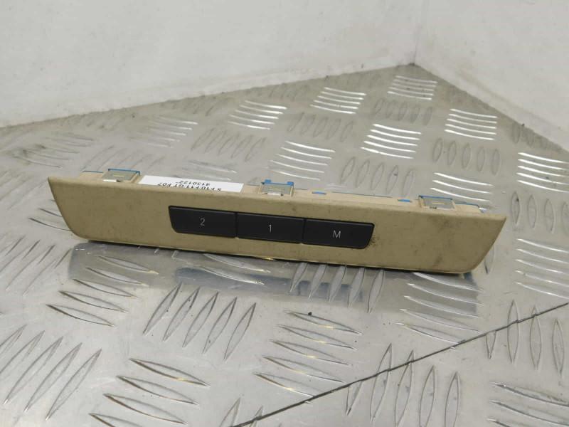 Блок памяти сидений   9215810