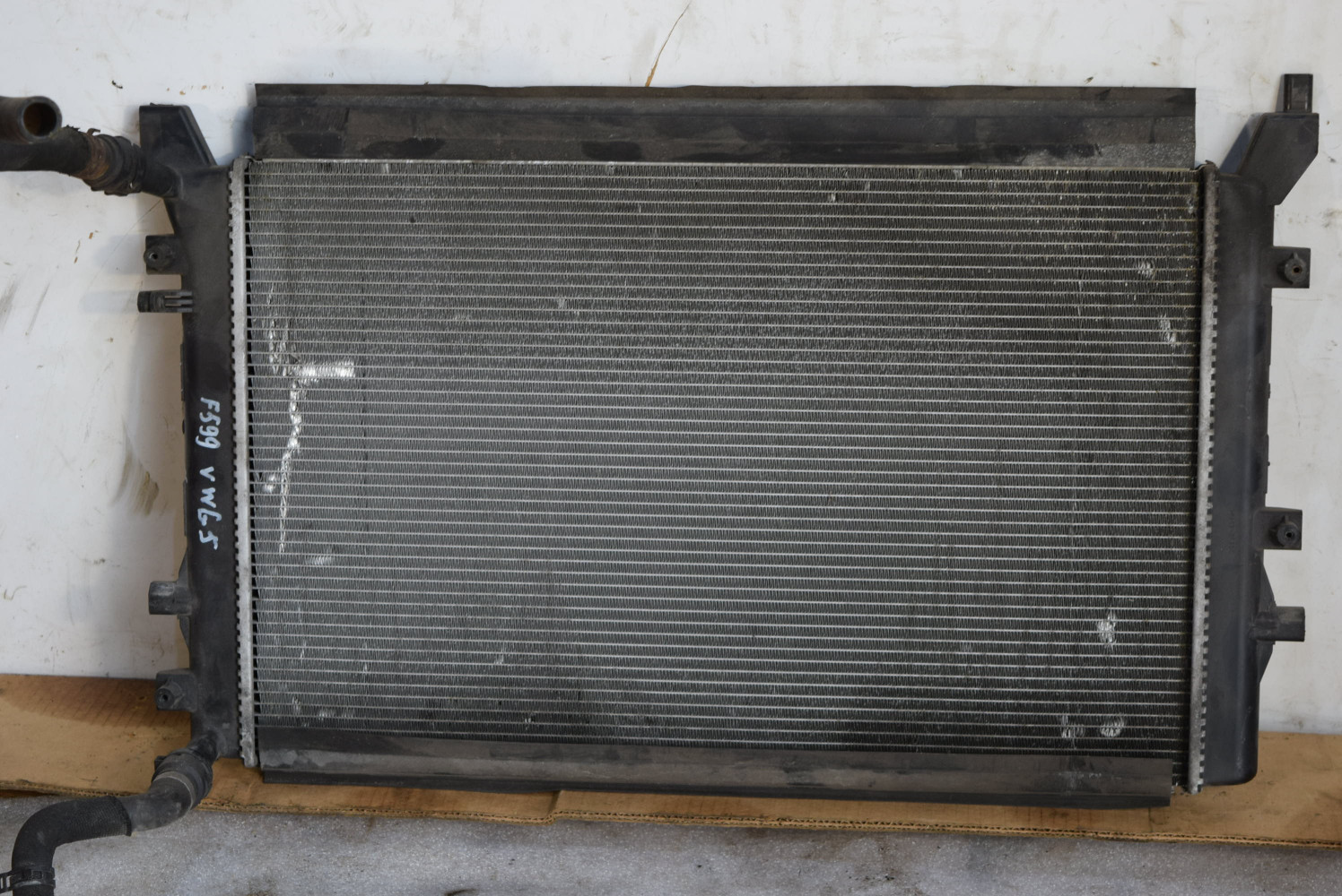 Радиатор дополнительный   1K0121251BN