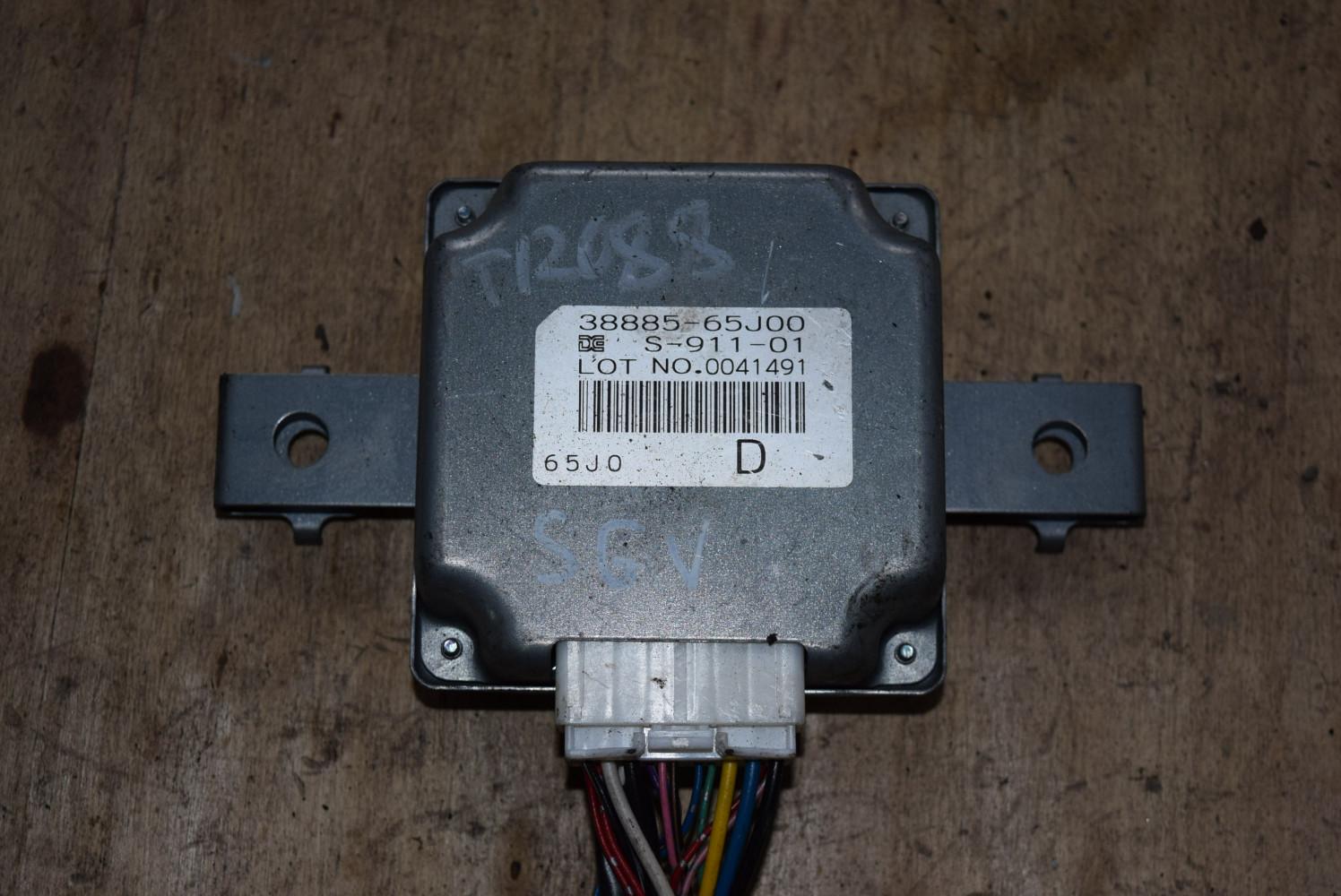 Блок управления полным приводом   3888565J00