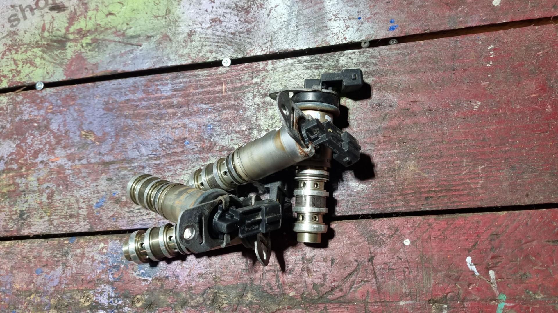 Клапан электромагнитный   7561265