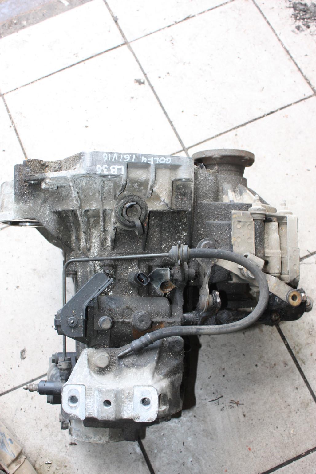 МКПП (Коробка передач механическая)