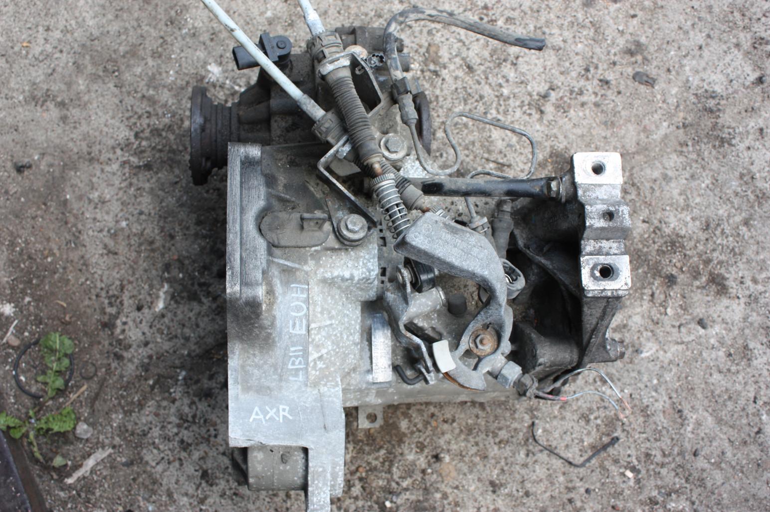 МКПП (Коробка передач механическая)   EUH