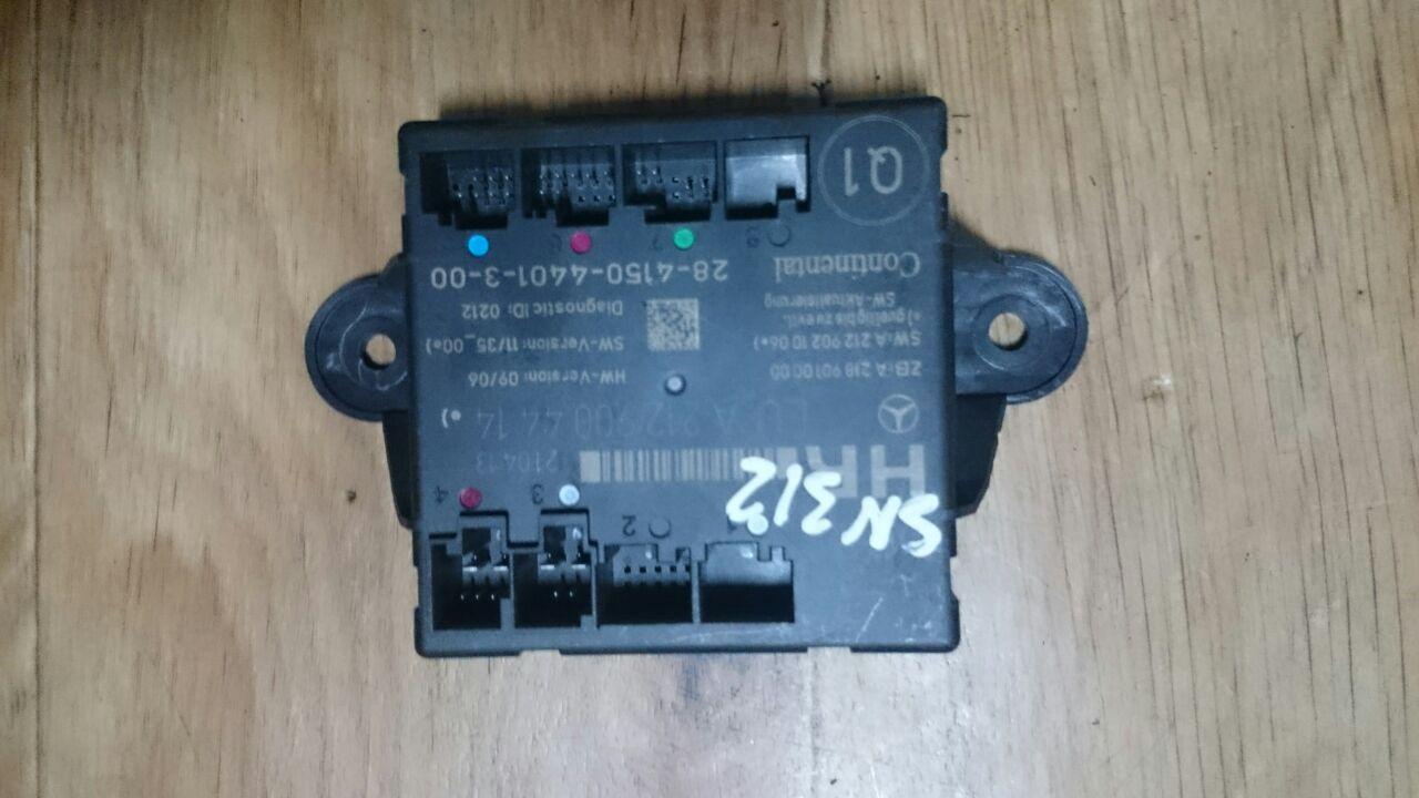 Модуль управления двери   A2129004414,28-4150-4401-3-0