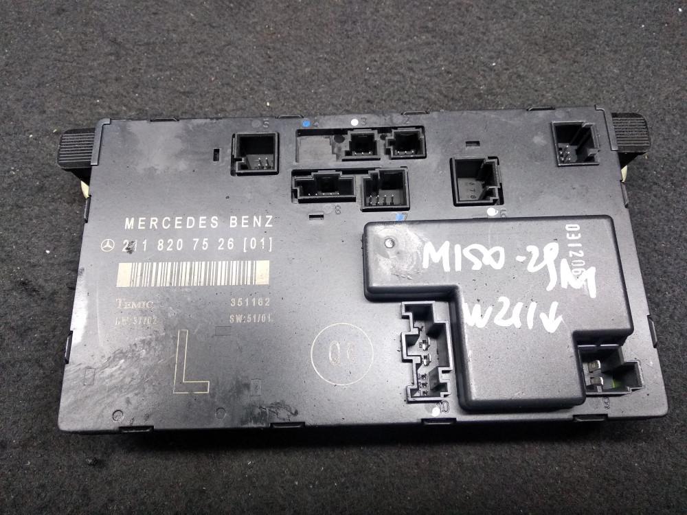 Модуль управления двери   A2118207526
